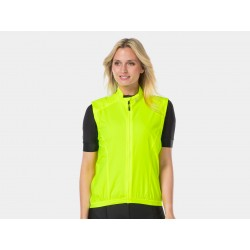 Chaleco de ciclismo Bontrager Circuit Windshell Mujer